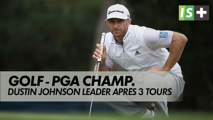 Le résumé de la 3ème journée : Golf - PGA Championship