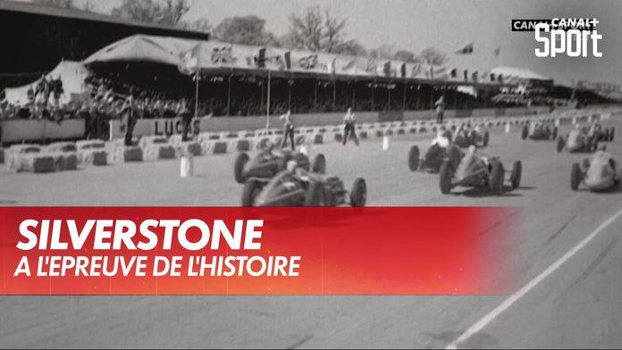 Silverstone à l'épreuve de l'histoire : Grand Prix du 70ème anniversaire