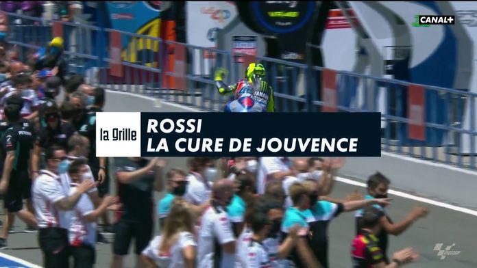 Rossi, la cure de jouvence : MotoGP