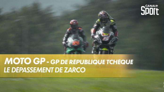 Zarco dépasse Quartararo ! : MotoGP