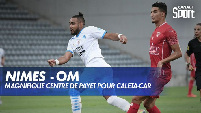 But de Caleta-Car sur un suberbe centre de Payet : Ligue 1 Uber Eats