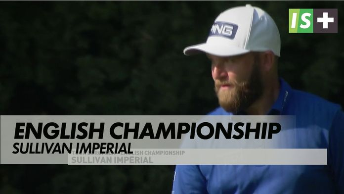 Andy Sullivan impérial : English Championship