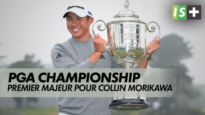 Premier majeur pour Collin Morikawa : PGA Championship
