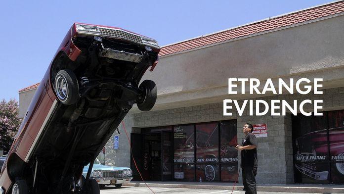Etrange évidence : Étrange evidence #7