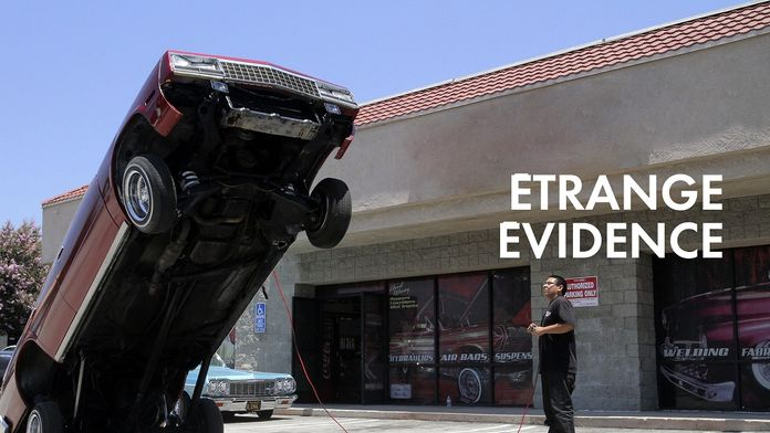 Etrange évidence : Étrange evidence #9