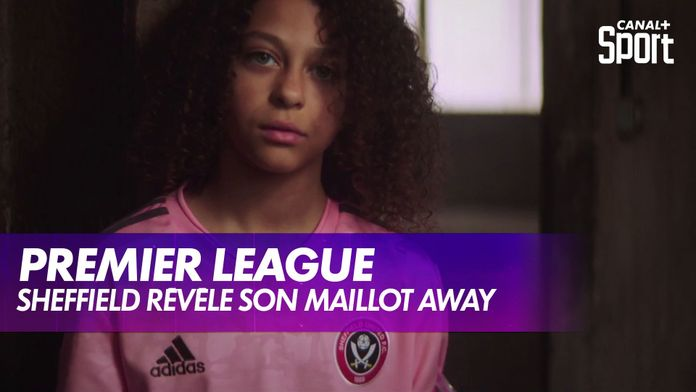 Sheffield United révèle son maillot extérieur : Premier League