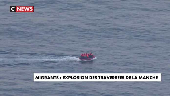 Migrants : Londres et Paris veulent durcir le ton