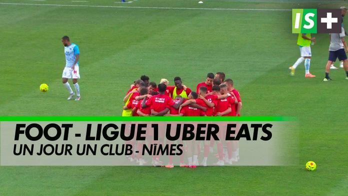 Un jour un club - Nîmes : Football - Ligue 1 Uber Eats