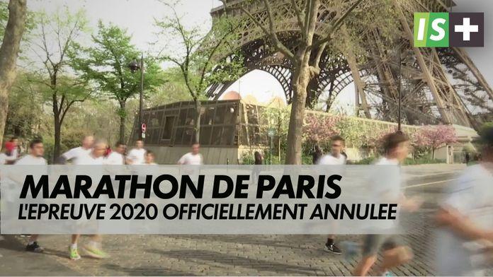 Le marathon de Paris officiellement annulé en 2020 : Marathon