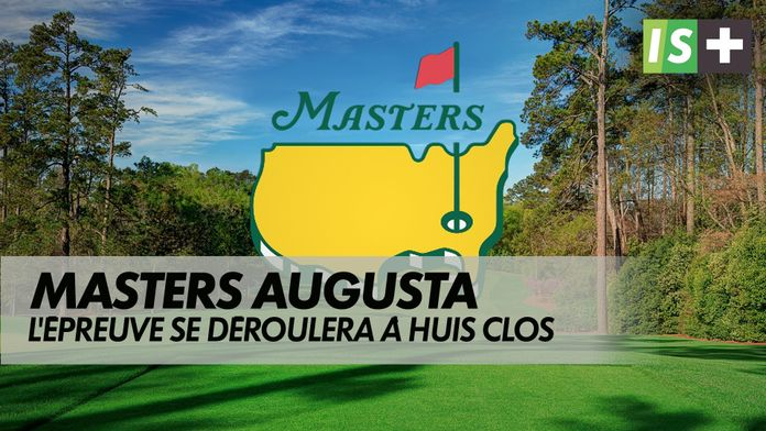 Le Masters d'Augusta à huis clos : Golf majeur