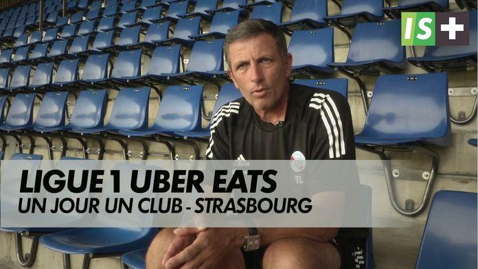 Le Racing entre crainte et ambition : Un jour un club - Strasbourg