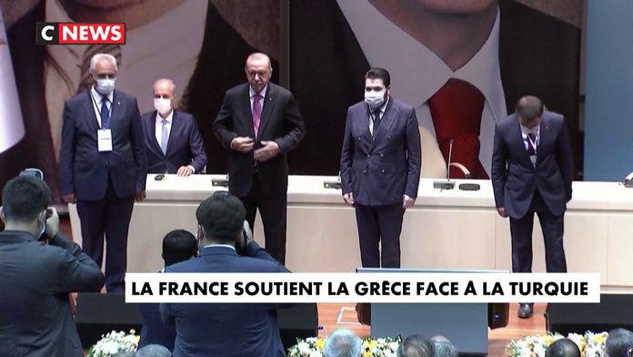 Souveraineté maritime : la France soutient la Grèce face à la Turquie