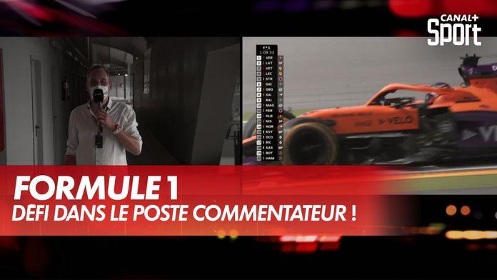 Un défi pour Franck Montagny : GP d'Espagne - Essais Libres 1