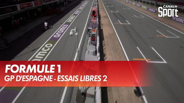 GP d'Espagne : essais libres 2 : Grand Prix d'Espagne