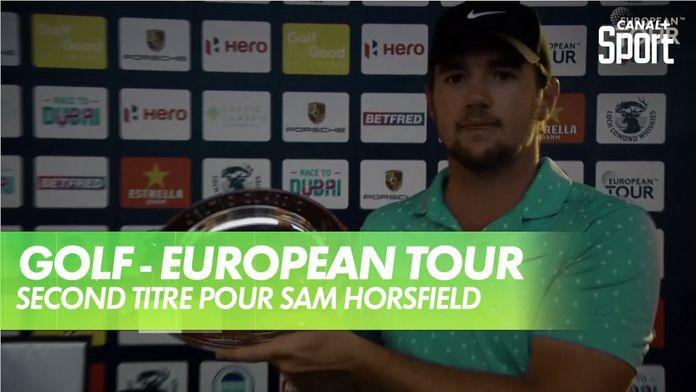 Second titre en trois semaines pour Sam Horsfield :  European Tour - Celtic Classic
