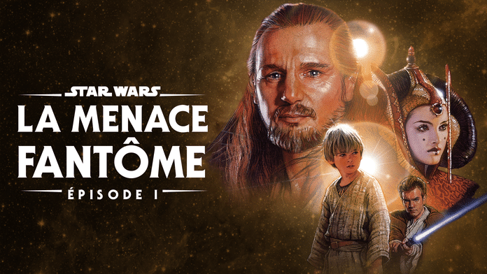 Star Wars: La menace fantôme (Épisode I)