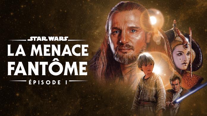 Star Wars: La menace fantôme (Épisode I)