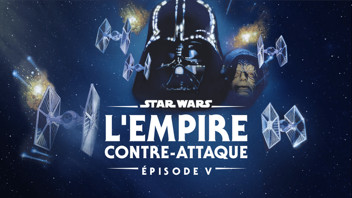 Star Wars: L'empire contre-attaque (Épisode V)