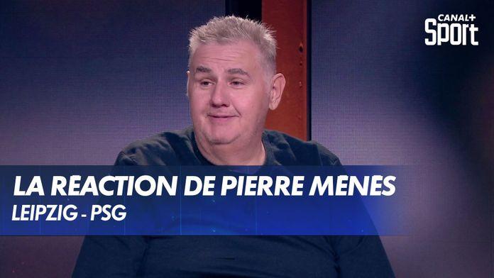 La réaction de Pierre Ménès après Leipzig - PSG : Late Football Club