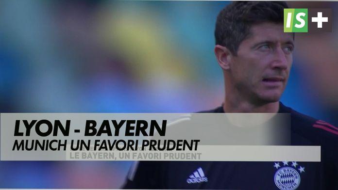 Le Bayern un favori prudent : Ligue des Champions - Lyon / Bayern