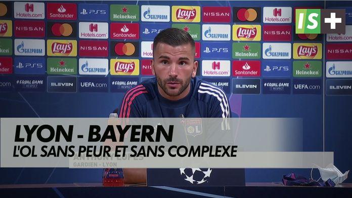 L'OL sans peur et sans complexe : Ligue des Champions - Lyon / Bayern