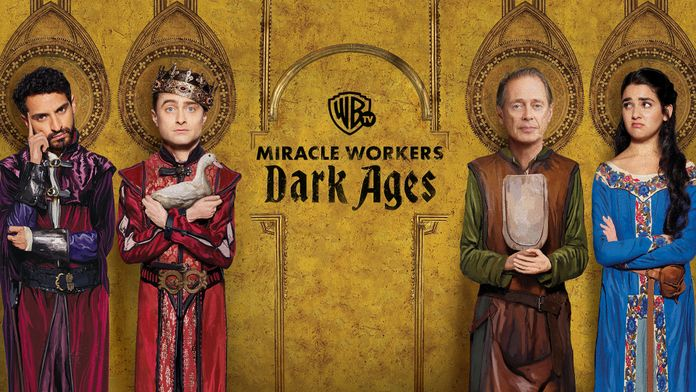 Miracle Workers : Dark Ages - S2