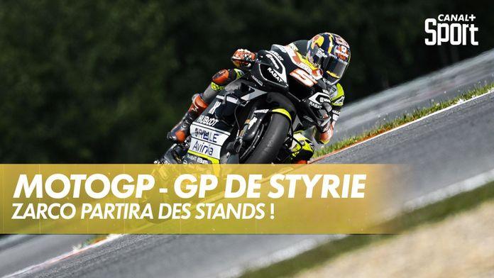 Zarco pénalisé par la direction de course ! : MotoGP