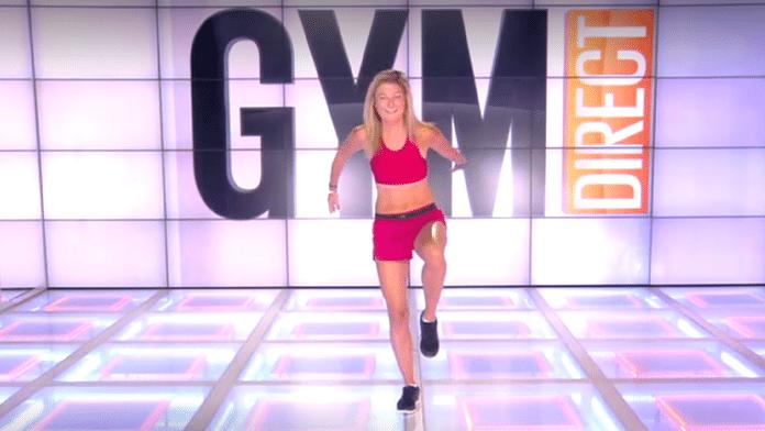 Sandrine :  Renforcement musculaire