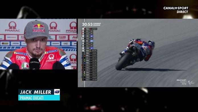 """Brad Binder : """"Zarco et Morbidelli auraient dû être pénalisés"""" : MotoGP"""