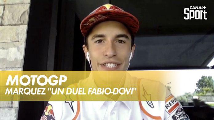 Marc Marquez, son avis sur le champion du monde 2020 : MotoGP