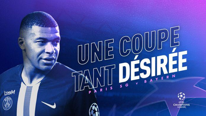 Ligue des Champions : une coupe tant désirée par les clubs Français : Canal Football Club