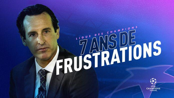 Paris et la Ligue des Champions : sept ans de frustration : Canal Football Club