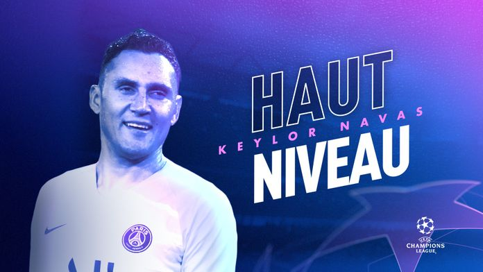 Keylor Navas, le facteur X qui manquait au PSG ? : Canal Football Club