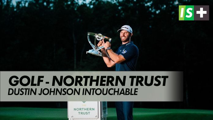 Impérial Dustin Johnson ! : Golf - PGA Northern Trust
