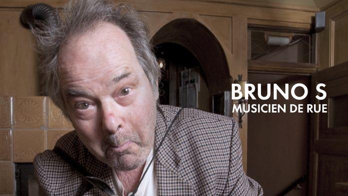 Bruno S : musicien de rue