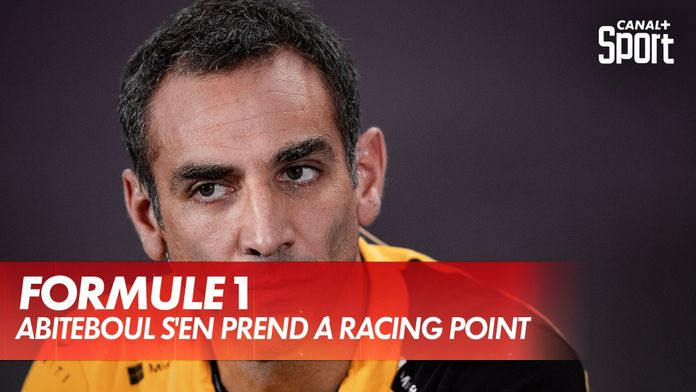 Abiteboul explique le retrait de sa plainte sur l'affaire Racing Point : Formule 1