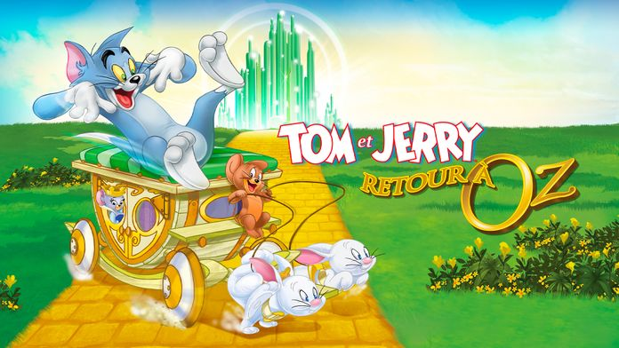 Tom et Jerry de retour à Oz