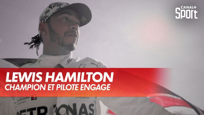 L'interview de Lewis Hamilton : Grand Prix de Belgique
