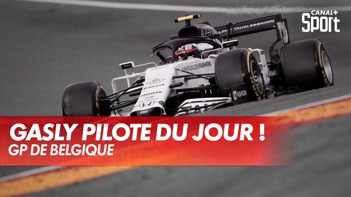 Les highlights de Pierre Gasly élu pilote du jour ! : Grand Prix d'Espagne
