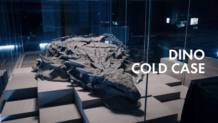 The Nature of Things : Dino Cold Case