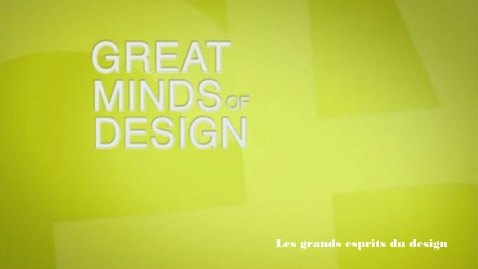Les grands esprits du design