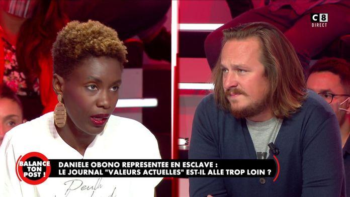 """Rokhaya Diallo face au directeur du journal """"Valeurs actuelles"""" : """"Votre journal est raciste !"""""""