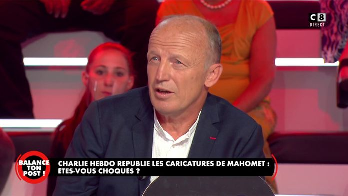 """Bruno Pomard, ex-policier à propos des publications de Charlie Hebdo : """"C'est une vaste connerie !"""""""