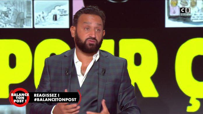 Cyril Hanouna approché par la rédaction Charlie Hebdo, il raconte