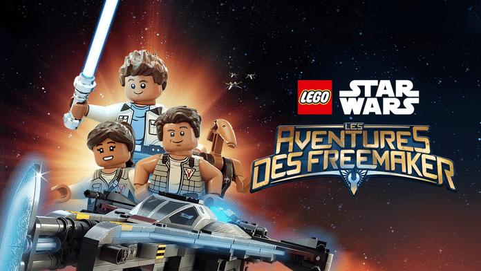 LEGO Star Wars : Les Aventures des Freemaker