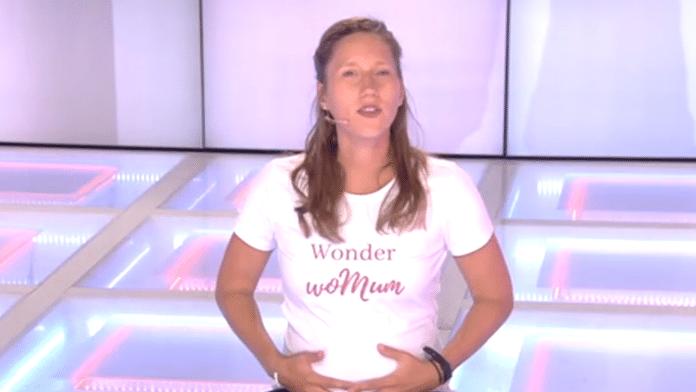 Marion : Yoga prénatal