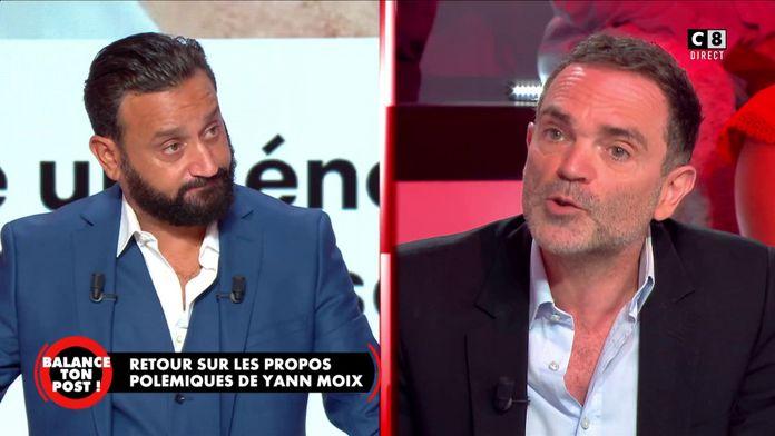 """Yann Moix : """"Le racisme est un fléau qui concerne tout le monde !"""""""