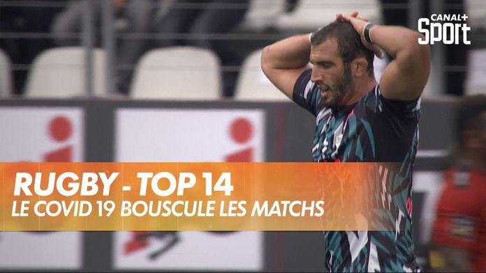 TOP 14 : reports en série : Late Rugby Club