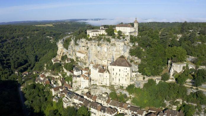 La cité médiévale de Rocamadour