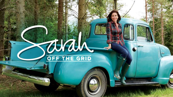Sarah off the Grid
